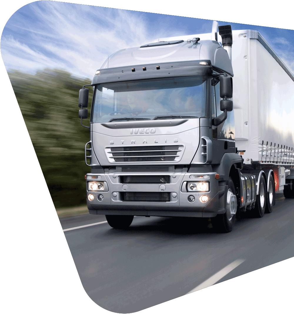 Caminhões para transportes e mudanças